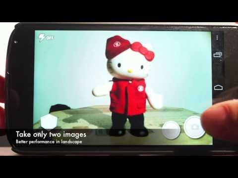 Video of Camera 3D