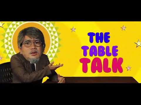 (THE TABLE TALK New comedy show coming on your finger tips from july 9''th Monday - Duration: 6 seconds.)
