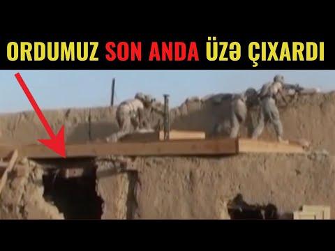Düşmən Ordumuza TƏLƏ QURDU - Lezva kimi Kəsən Dəmirlər...