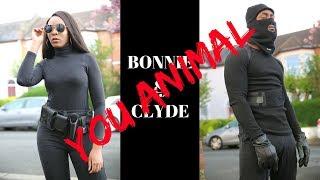 Download Lagu Bonnie & Clyde x You Animal Mp3