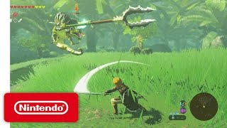 The Legend of Zelda: Breath of the Wild – Let's Play Video