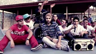 Ghabrestone Hip Hop Music Video Reza Pishro