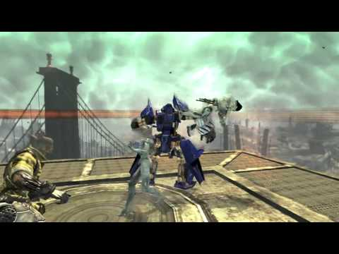preview-Anarchy Reigns Trailer (GameZoneOnline)