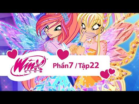 Winx Club - Winx Công chúa phép thuật - Phần 7 Tập 22 [trọn bộ] - Thời lượng: 22:01.