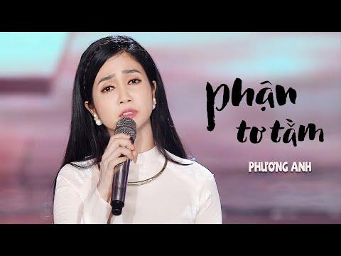 Phận Tơ Tằm - Phương Anh [MV Official] - Thời lượng: 4 phút, 23 giây.