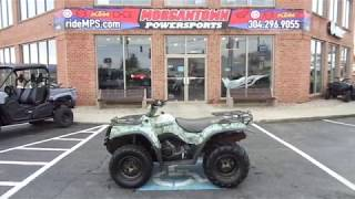 4. 2005 Kawasaki Prairie 700 for sale at Morgantown Powersports