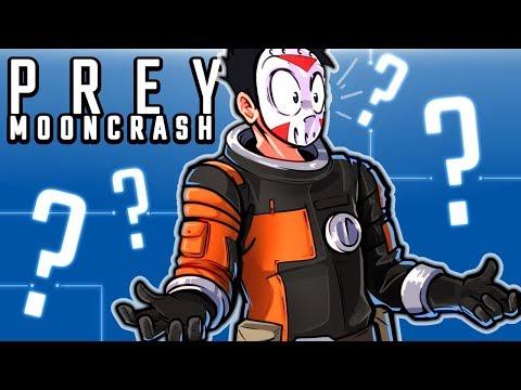 PREY - WHERE IS THE PSYCHOSCOPE??? (Moon Crash DLC) Ep. 4