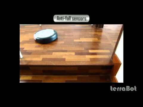 TerraBot neo Robotic Vacuum Cleaner BL11A-G