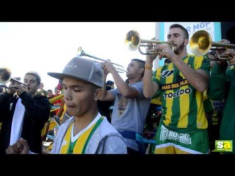 La Orquesta de La Pesada (Entretiempo Vs. Newell's) - La Pesada del Puerto - Aldosivi