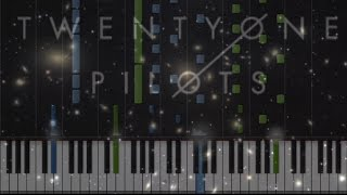 twenty one pilots: Two (For 2 Pianos) - Tutorial + Sheets