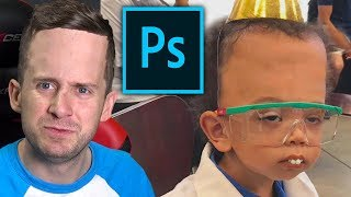 WHAT EVEN ARE THESE PHOTOSHOPS?! - Reddit Photoshop Battles