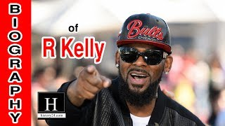 American singer r Kelly biography which is made for his real fan. R Kelly is a popular American R&B singer-songwriter and record...