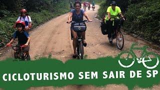 Que tal uma viagem de bike dentro de São Paulo?