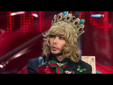 Прямой эфир Андрей Малахов и Сергей Зверев