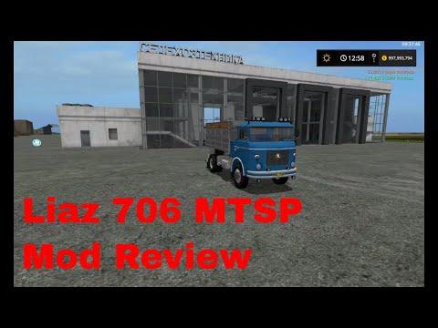 Liaz 706 MTSP by PoldarkLS