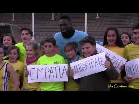 El deporte isleño se solidariza con el jugador del Isla Cristina Lay
