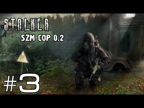 S.T.A.L.K.E.R. SZM CoP 0.2 - Часть 3 (Беготня)