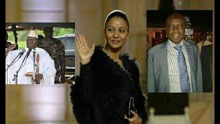 Zeinab Jammeh & Amadou Samba Seen In Senegal? For more videos, click on the link below:...