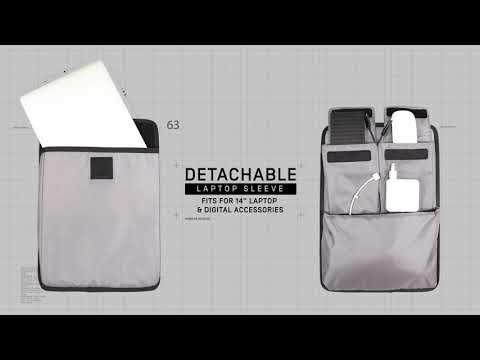 3+ (Modular Bag)