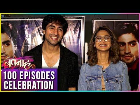 Zoya & Aditya FUN INTERVIEW | Bepannah 100 Episode