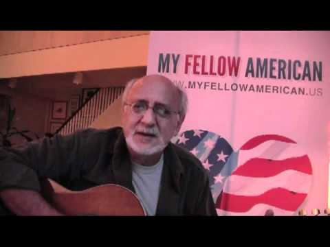 Don't Laugh at Me - Peter Yarrow of 'Peter Paul & Mary'