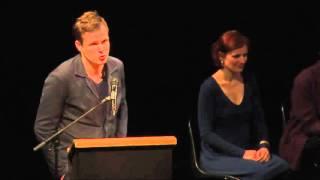 Sebastian Kaiser DiEM25 in Berlin launch