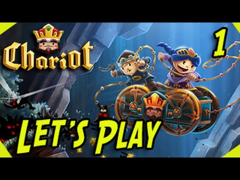 chariot xbox one test