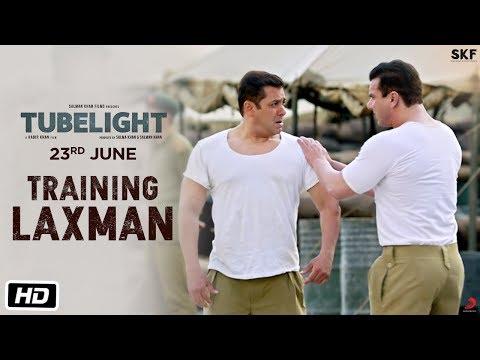 Tubelight (TV Spot 'Training Laxman')