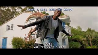 Loony Johnson Ft Landrick - Vou Ser Teu (Official Video LETRA) [ENG] Video