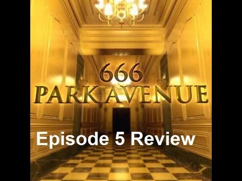 "666 Park Avenue TV Series Episode 5 Review ""A Crowd of Demons"""
