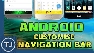 """Hi guys, Tech James here,In this tutorial, I will show you how to customise your Android device's navigation bar! You can change the colour, add a picture, add Emoji's, show battery percentage, show music volume and more!This video is for educational purposes only.➤ (ACMarket): https://acmarket.net/➤ (CHEAP STEAM GAMES): https://www.g2a.com/r/techjames➤ (Patreon): https://www.patreon.com/TechJamesMusic: NIVIRO - You (https://www.youtube.com/watch?v=2Nv5juZKhKo)Please Like + Subscribe- Copyright Disclaimer Under Section 107 of the Copyright Act 1976, allowance is made for """"fair use"""" for purposes such as criticism, comment, news reporting, teaching, scholarship, and research."""