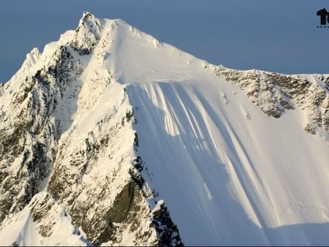 Pro Skier Survives 1 600ft Fall Down Mountain