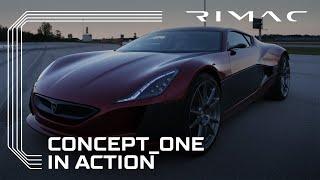 Rimac Automobili Concept_One - Teaser