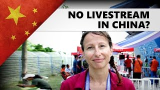 Why no livestream in China? An interview with the IFSC's Communications Director by OnBouldering