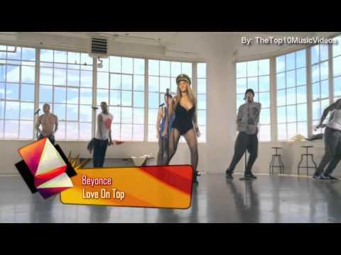 The Top 10 Music Videos «November/Noviembre» 2011 1