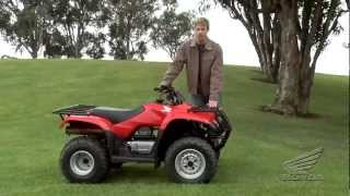 10. How To : Which Honda Utility ATV Is Right For You?