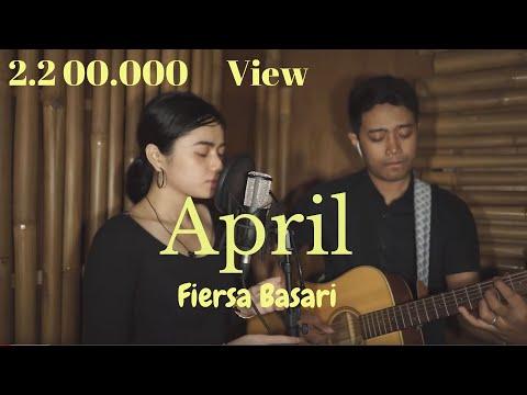 Fiersa Besari  - April (COVER) by Della Firdatia