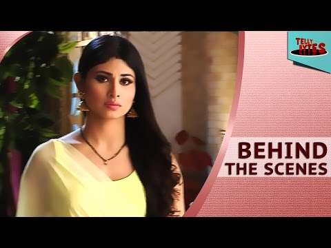 Behind the scenes From the sets of Naagin