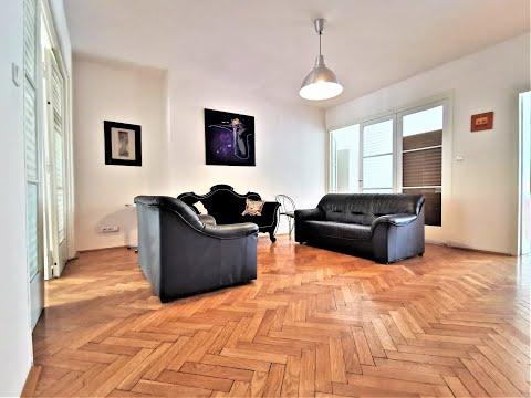 Video K pronájmu byt 4+1, 126 m2, ulice Ostrovní, Praha 1 - Nové Město (nezařízený)
