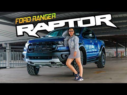 Ford Ranger Raptor 2020 Giá 1,170 Tỷ   Siêu Xe Bán Tải Sinh Ra Để Chinh Phục   Gái Mê Xe