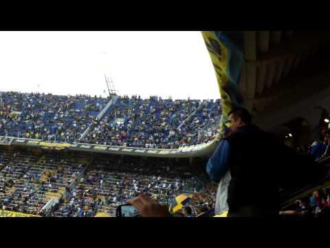 Yo no soy como esos que se quedan en casa - La 12 - Boca Juniors