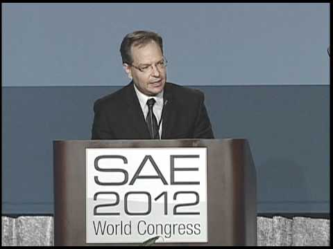 A Message from the SAE 2013 World Congress General Chair 