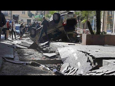 Γαλλία: 16 νεκροί-3 αγνοούμενοι μετά την θεομηνία