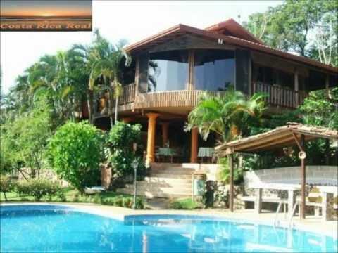 Costa Rica Real Estate – RETREAT INN 15 BEDROOMS, 18 BATHS POOL-RIVER-RESTAURANT-BAR