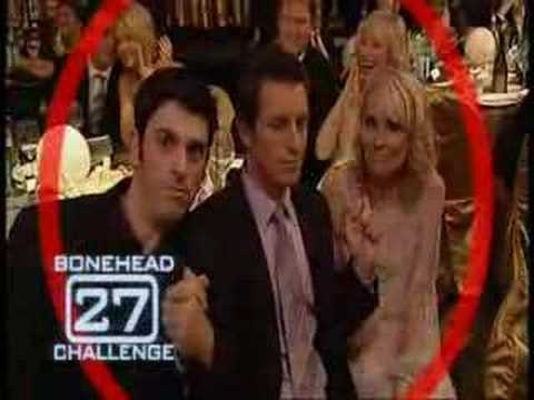 Bonehead Challenge