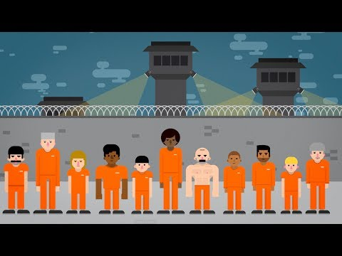 Mass Incarceration in the US by vlogbros