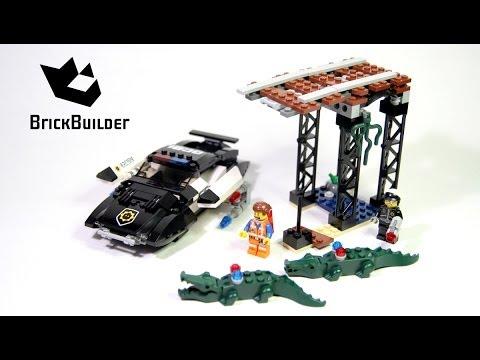 Lego Movie 70802 Bad Cop's Pursuit - Lego Speed Build