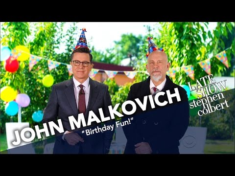 Hire John Malkovich For Your Child s Next Birthday