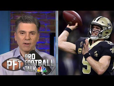 Video: New Orleans Saints' gambles pay off in win v. Philadelphia Eagles | Pro Football Talk | NBC Sports