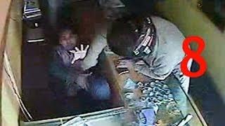 image of Live CCTV Footage of Jewler Murder in Meerut